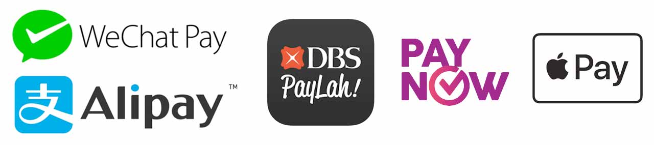 cashless payment singapore
