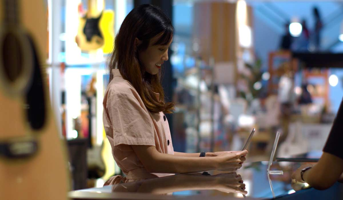 Make Singapore a Cashless Society