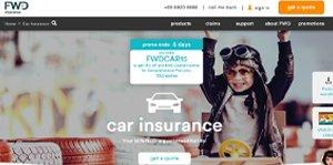 FWD Insurance – Car Insurance