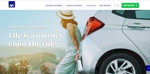 AXA – Smart Drive Car Insurance