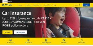 Aviva - Car Insurance