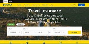 Aviva Travel Insurance