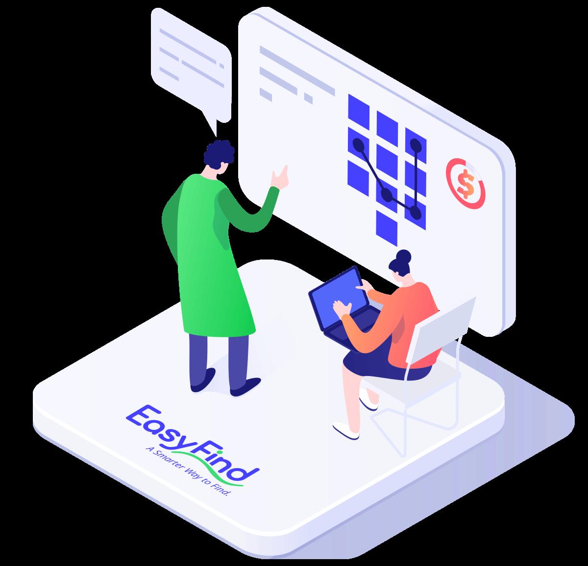 EasyFind Singapore Fintech Loans Platform