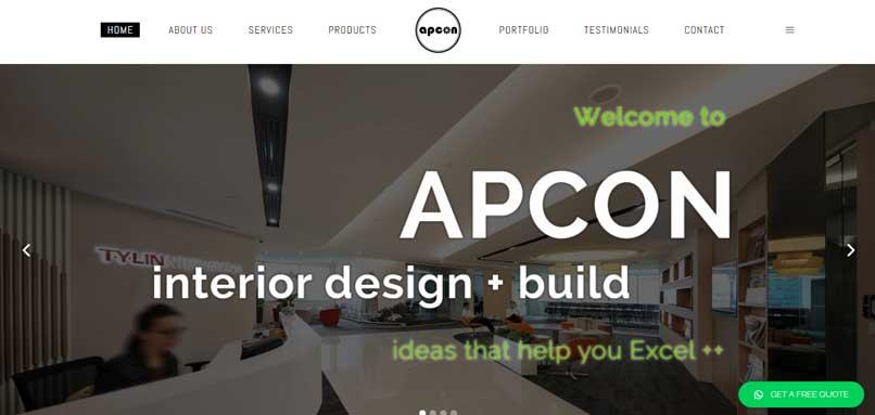 Apcon Pte Ltd